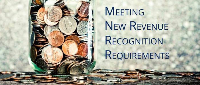 Revenue Recognition Requirements