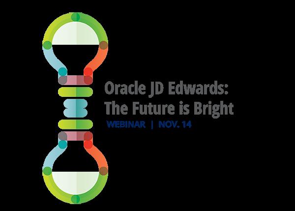 Oracle JD Edwards: Future is Bright Webinar