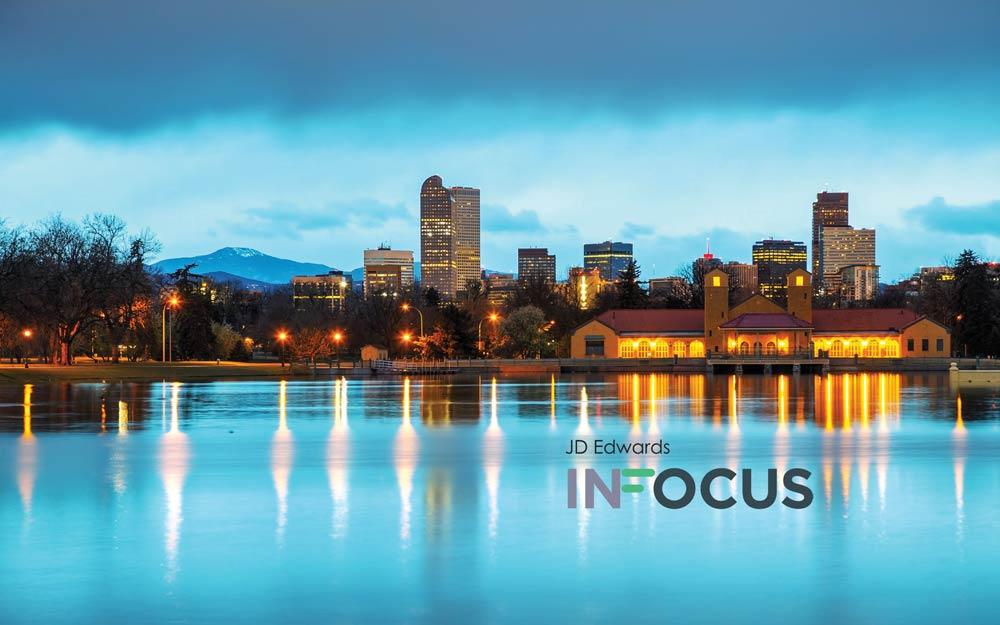 JD Edwards, INFOCUS, INFOCUS 2018, INFOCUS 2018 keynote recap