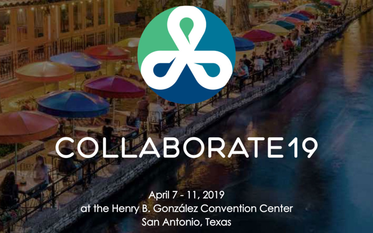 COLLABORATE19